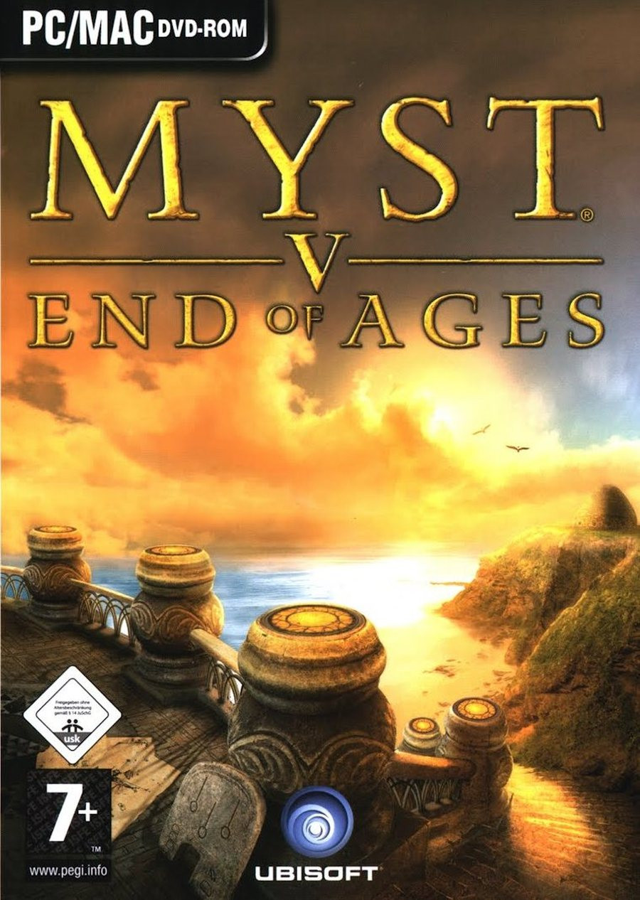 PCG Myst 5: End of Ages