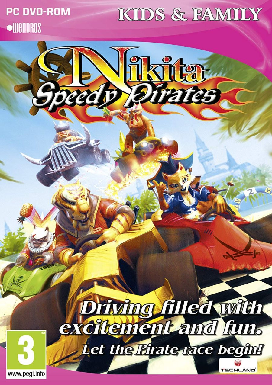 PCG Nikita Speedy Pirates