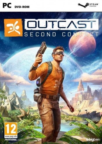 PCG Outcast: Second Contact