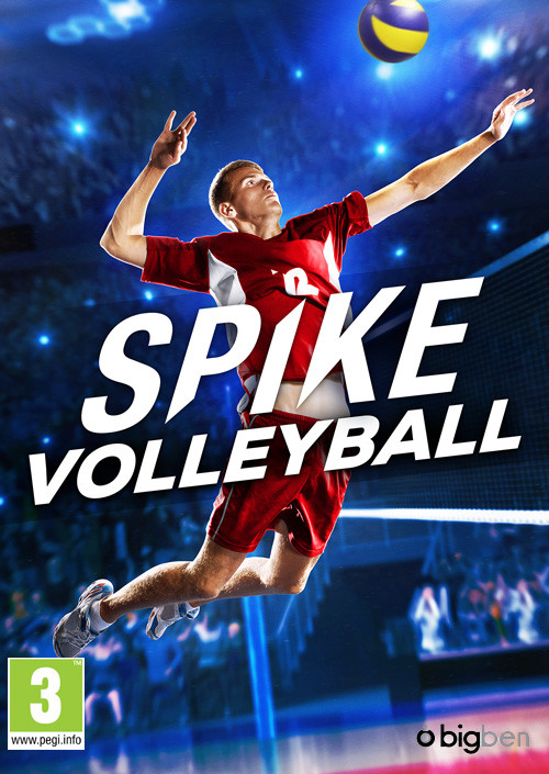 PCG Spike Volleyball