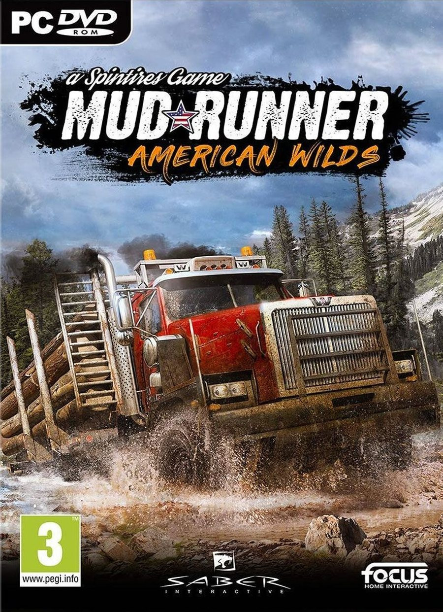 PCG Spintires: MudRunner - American Wilds Edition