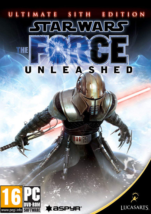 PCG Star Wars The Force Unleashed Ultimate Sith Edition