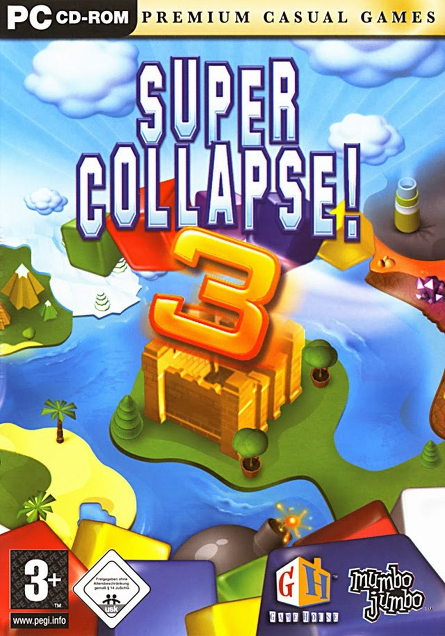 PCG Super Collapse 3