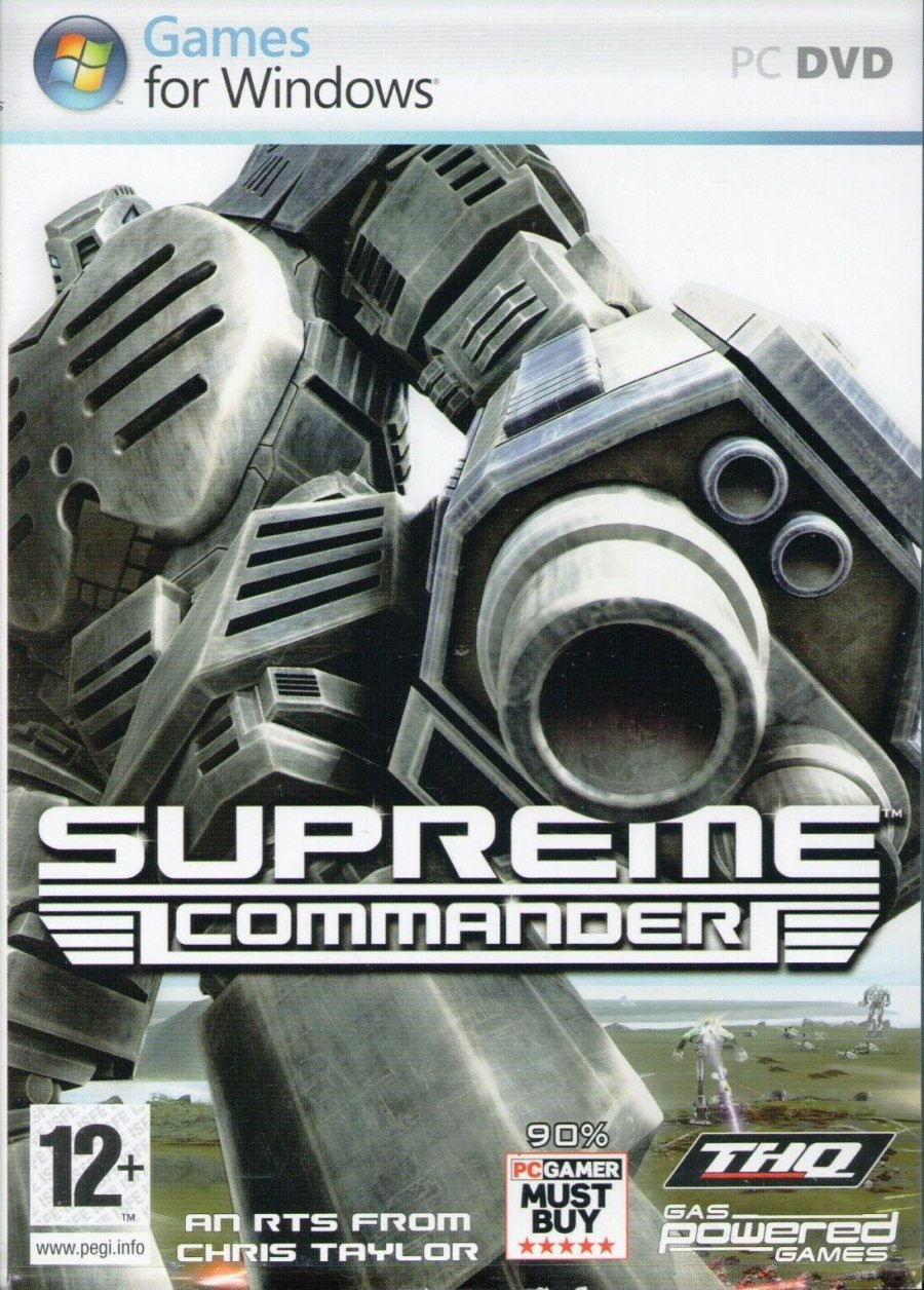 PCG Supreme Commander