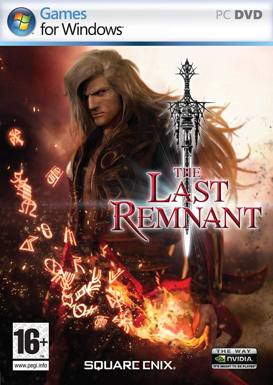 PCG The Last Remnant
