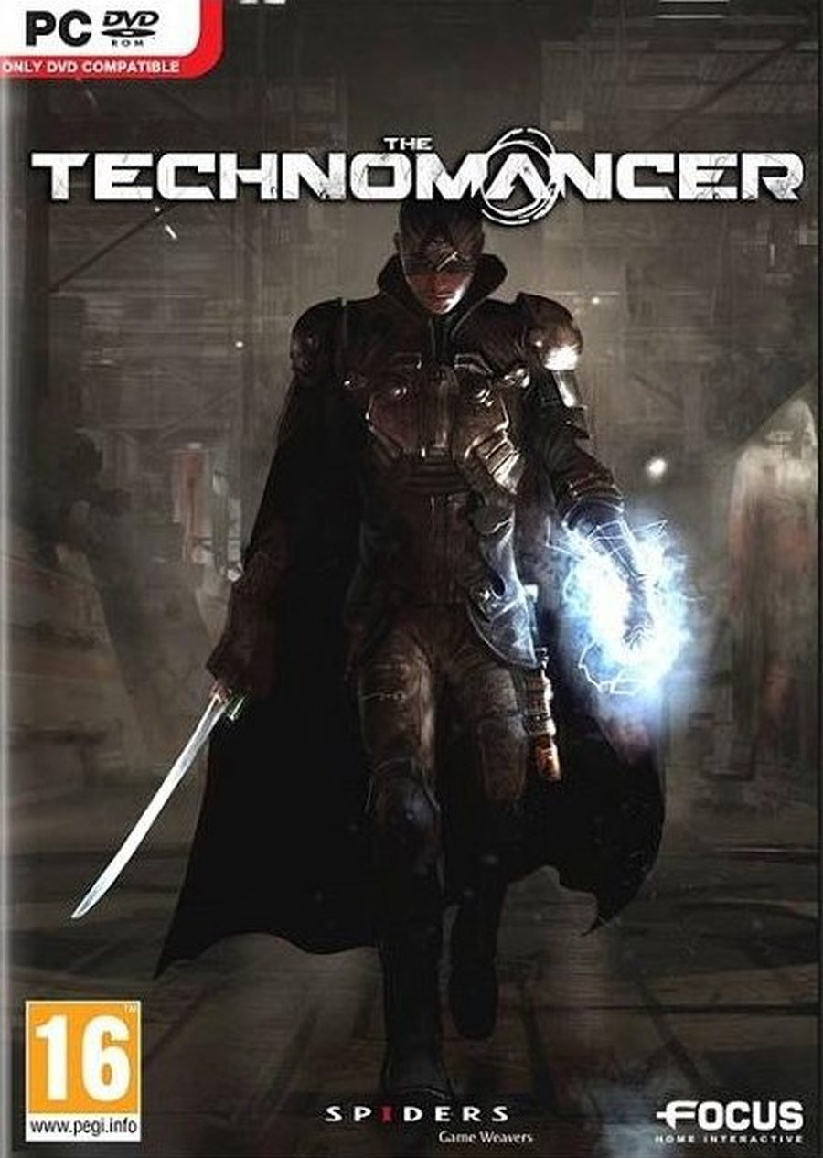 PCG The Technomancer