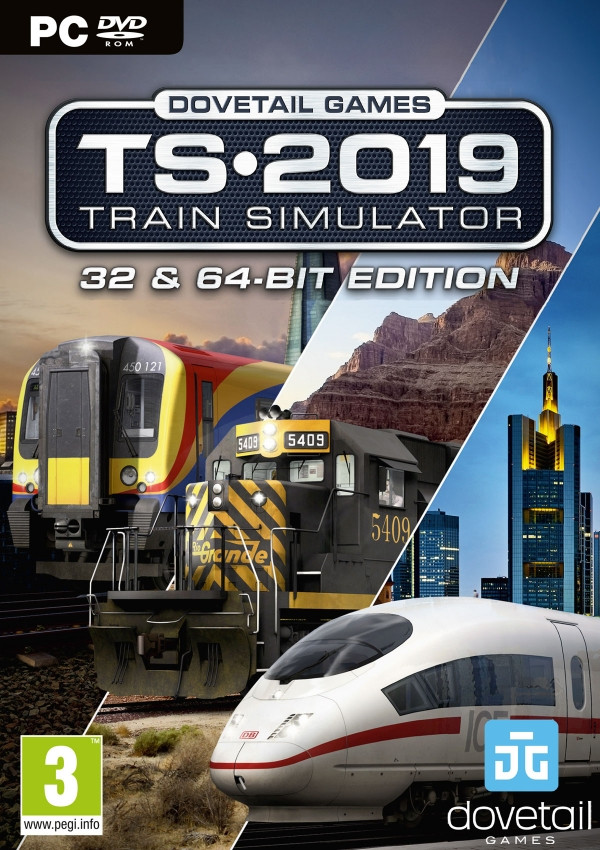 PCG Train Simulator 2019