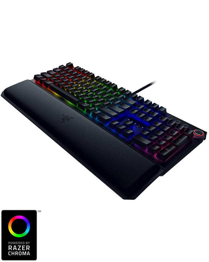 Mehanička tastatura Razer BlackWidow Elite - Green Switch - gejmerska