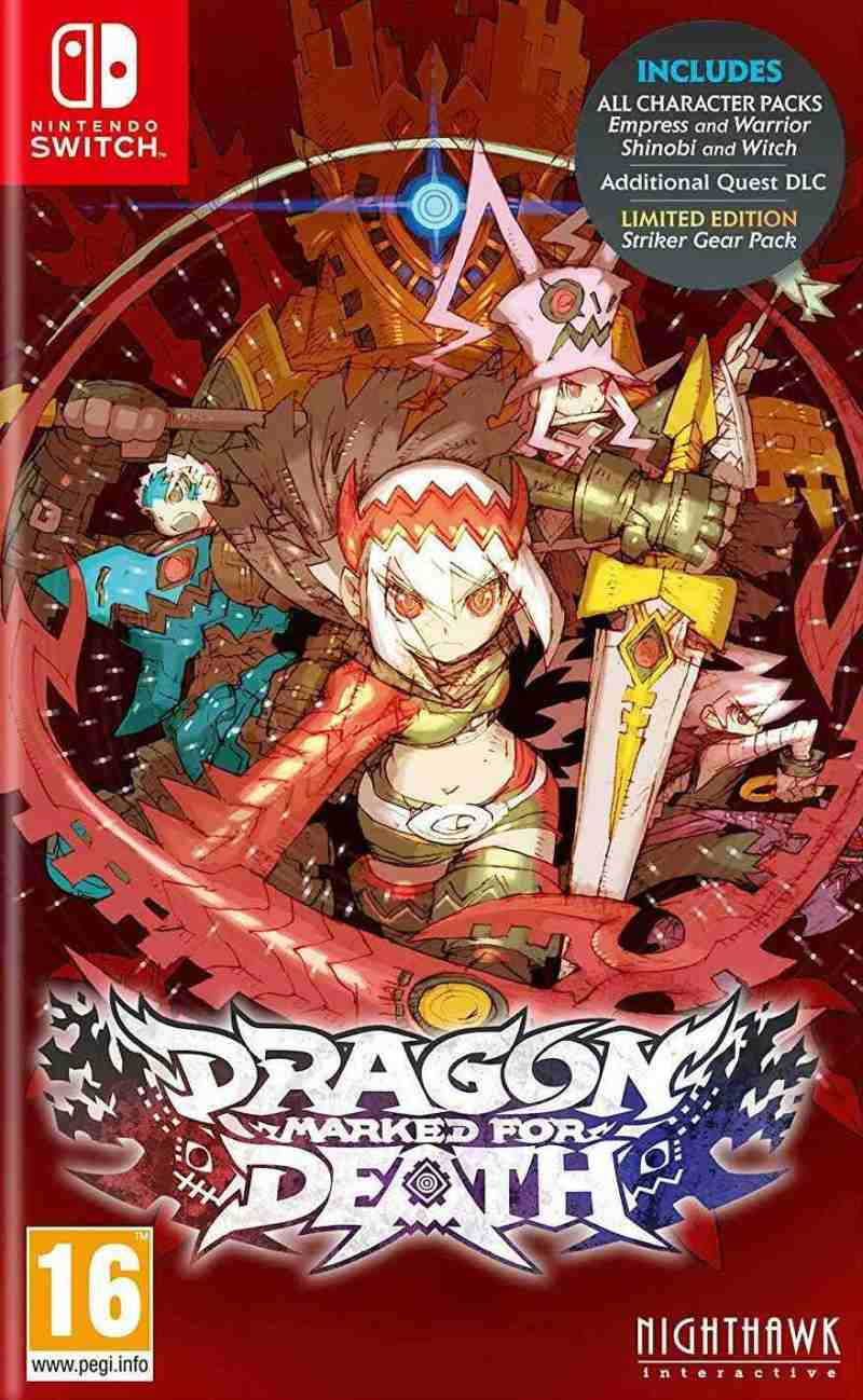 SWITCH Dragon - Marked for Death