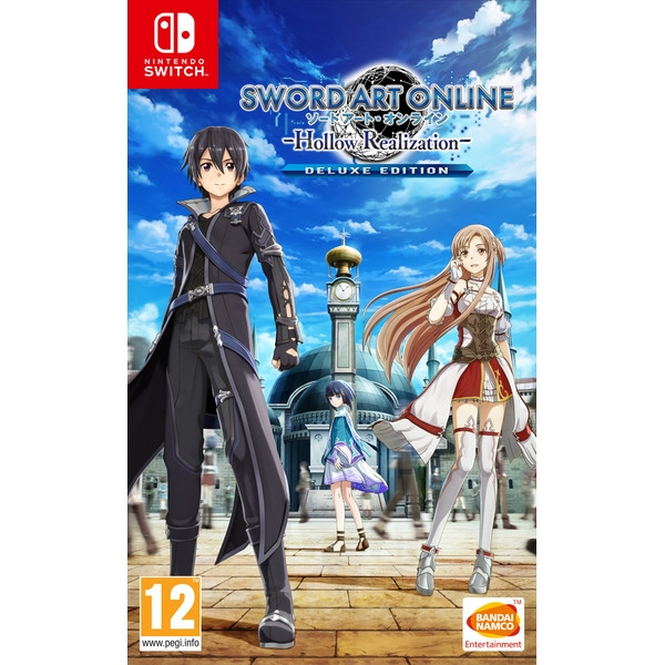 SWITCH Sword Art Online: Hollow Realization Deluxe Edition