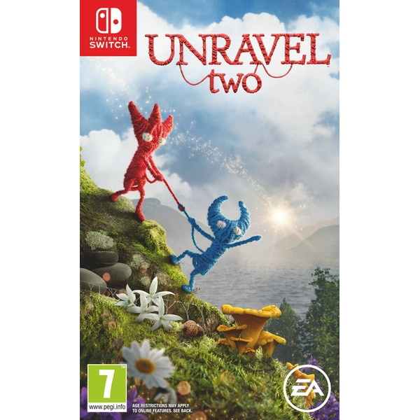 SWITCH Unravel 2 - igrica za Nintendo Switch