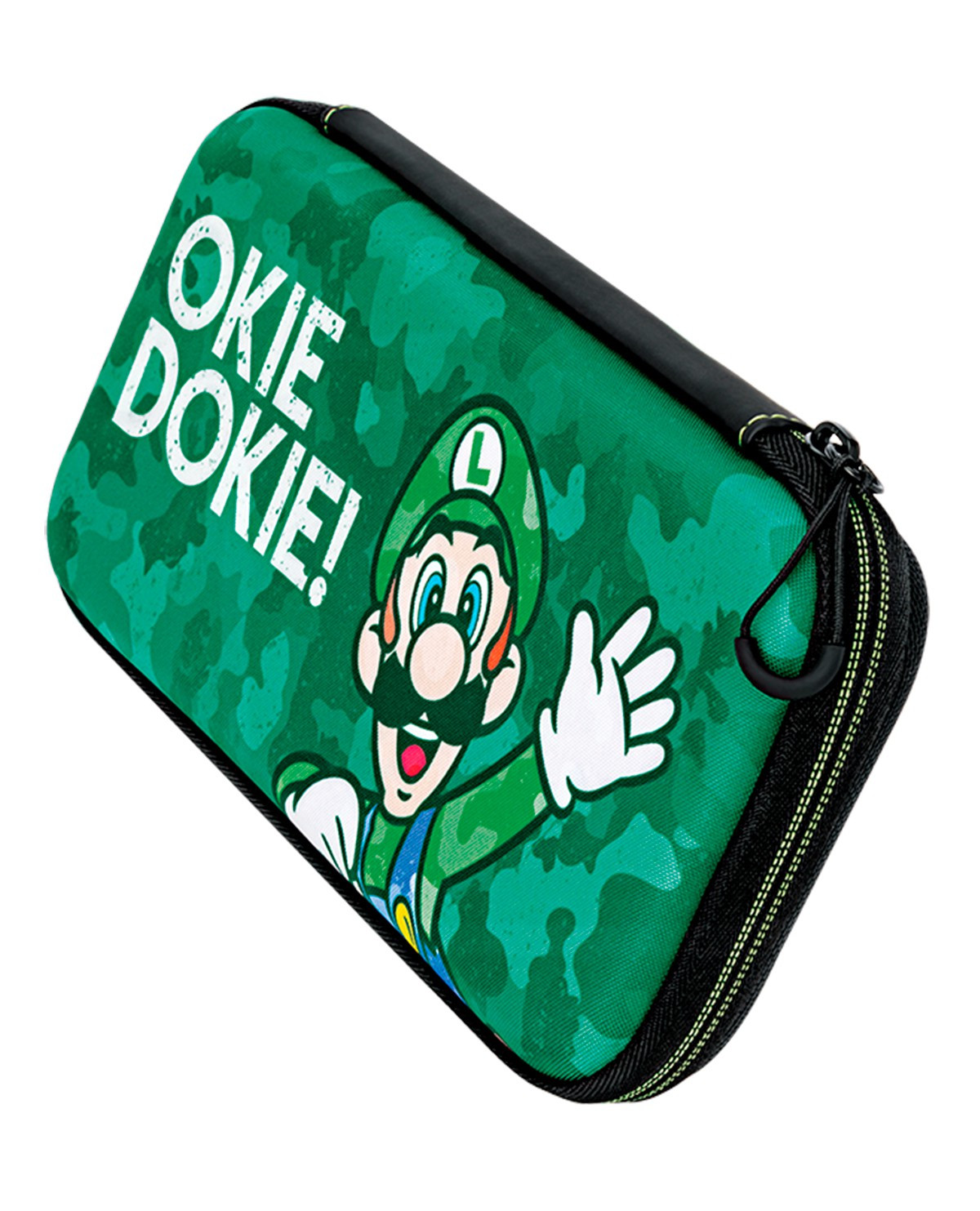 Futrola Nintendo SWITCH Slim Travel Case Super Mario-Luigi Camo