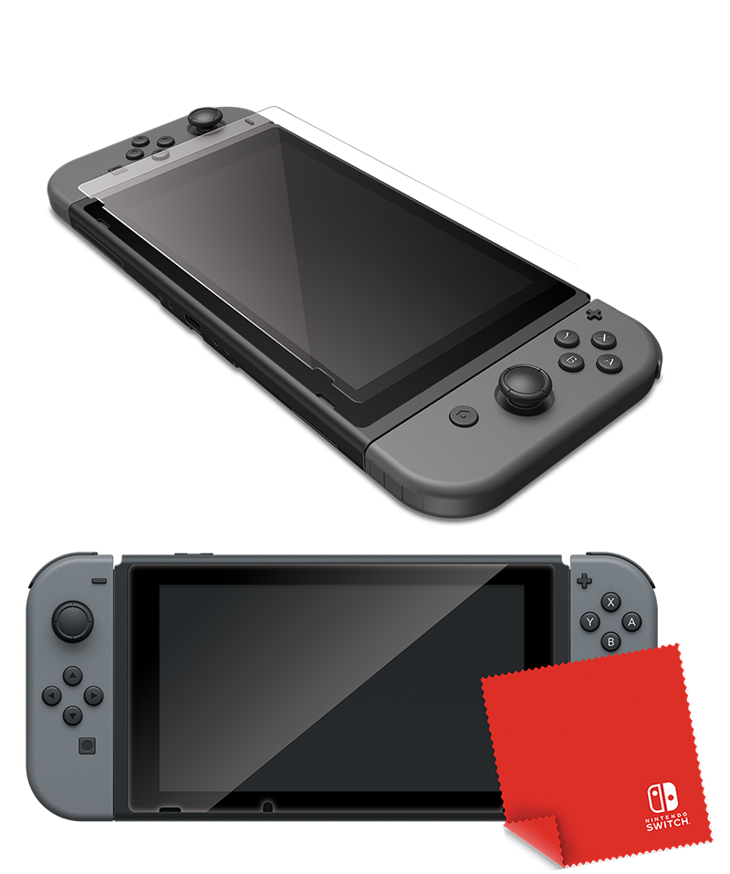 Zaštitna folija Nintendo Swtich Ultra-Guard Screen Protection Kit