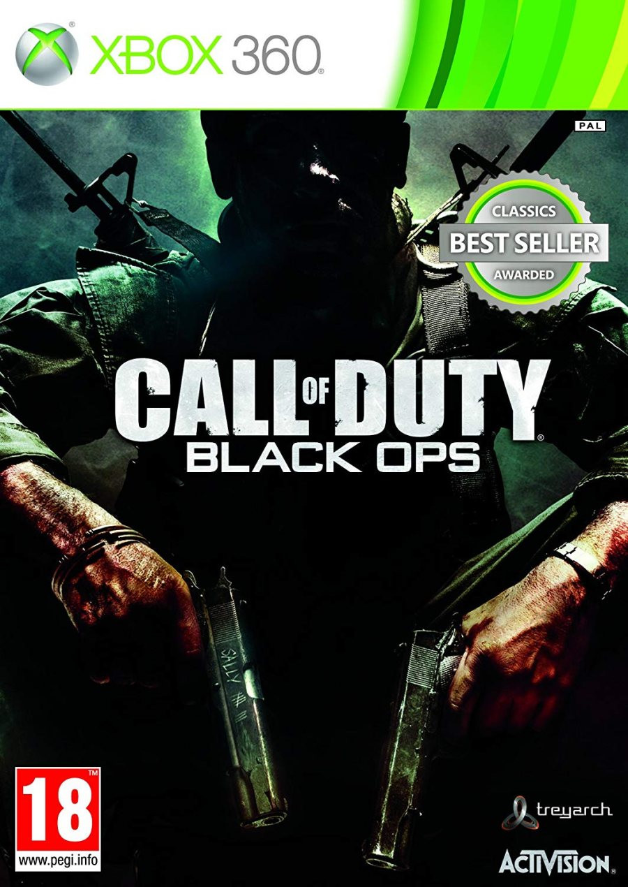 XBOX 360 Call of Duty - Black Ops