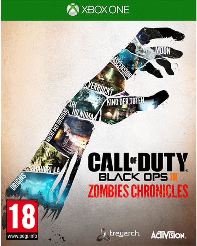 XBOX ONE Call of Duty - Black Ops 3 Zombies Chronicles