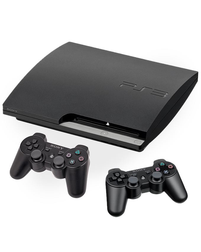 Konzola Sony PlayStation 3 PS3 Slim + dodatni džojstik