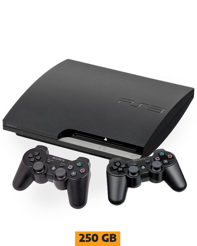 Konzola Sony PlayStation 3 PS3 Slim 250GB + dodatni džojstik