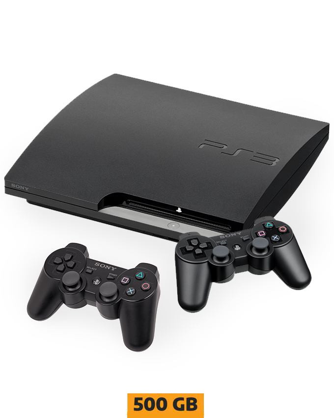 Konzola Sony PlayStation 3 PS3 Slim 500GB + dodatni džojstik