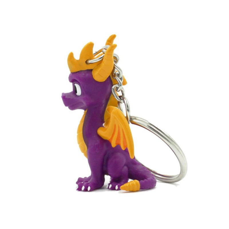 Privezak Spyro the Dragon 3D Keyring