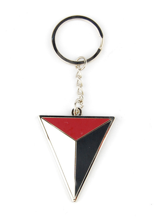 Privezak Uncharted Shoreline Triangle Keychain