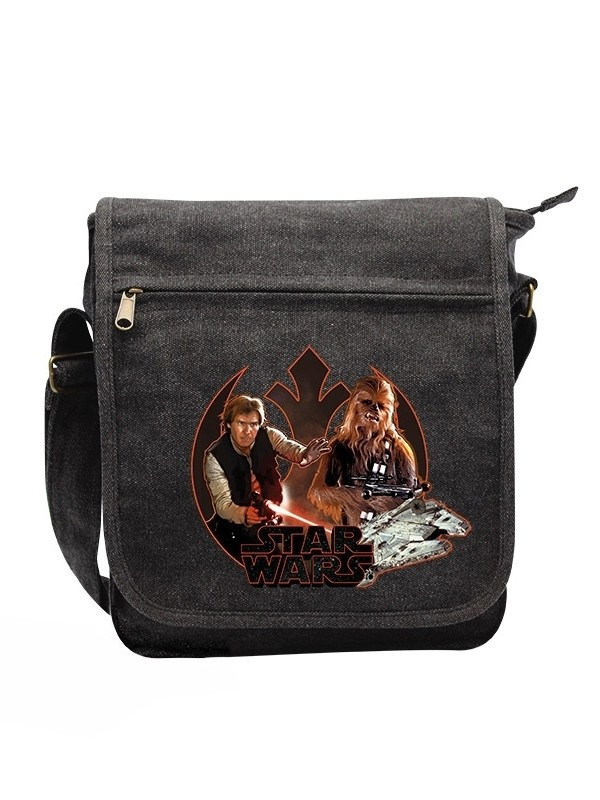 Torba STAR WARS Small 'Han Solo & Chewbacca' - Messenger Bag
