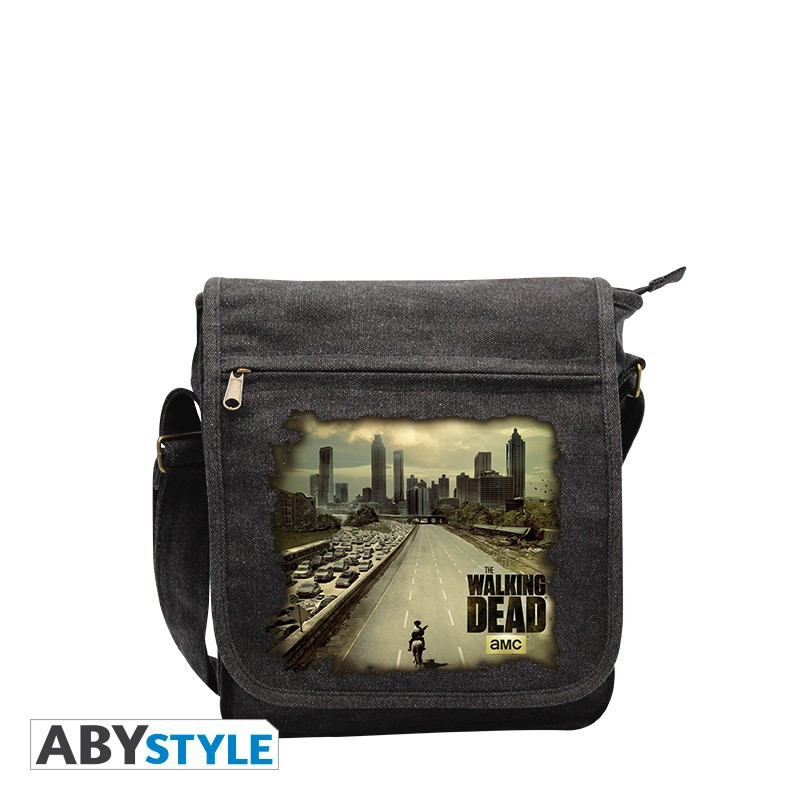 Torba THE WALKING DEAD Small 'Atlanta' - Messenger Bag