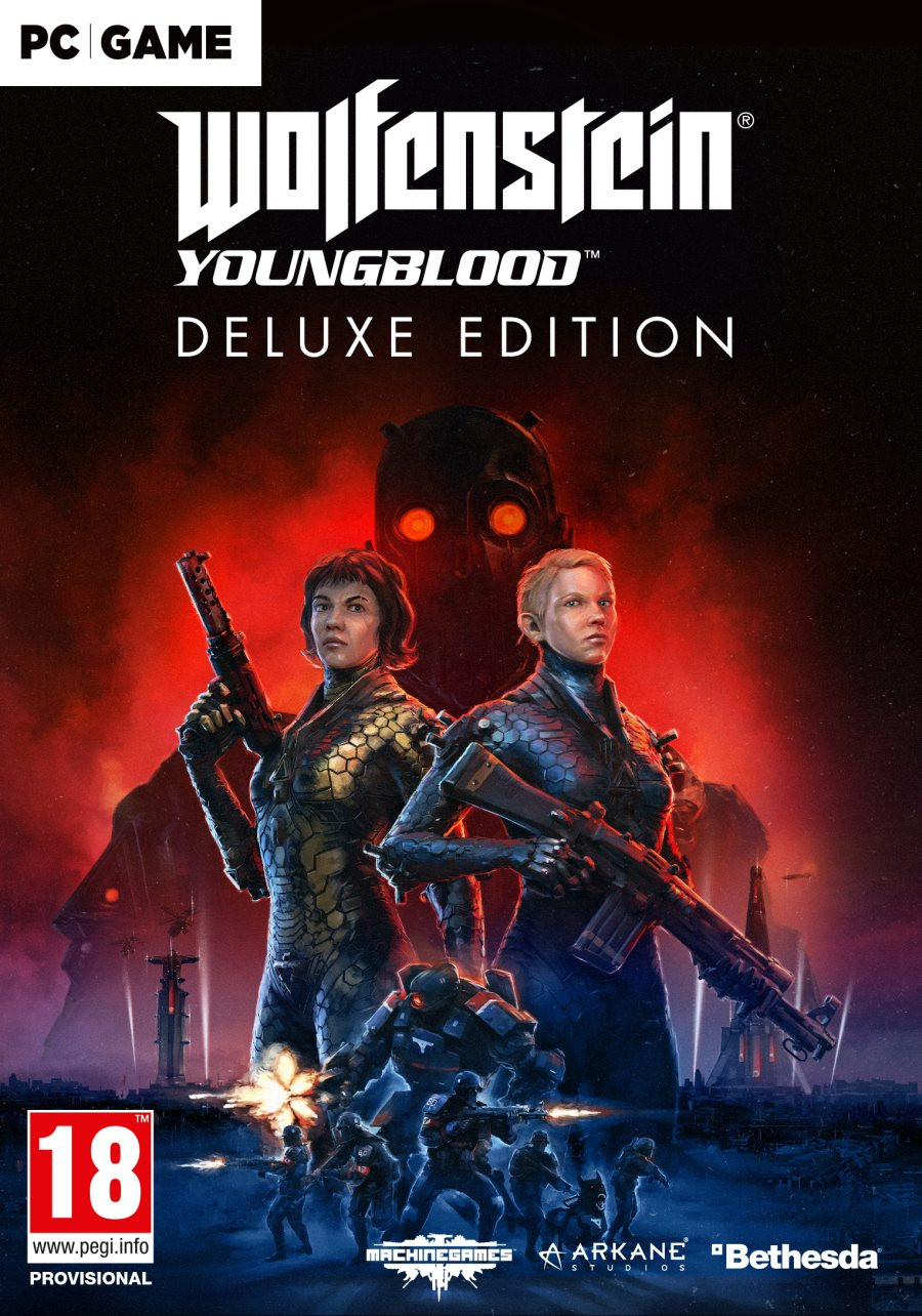 PCG Wolfenstein Youngblood - Deluxe Edition