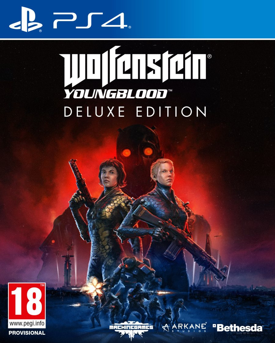 PS4 Wolfenstein Youngblood - Deluxe Edition
