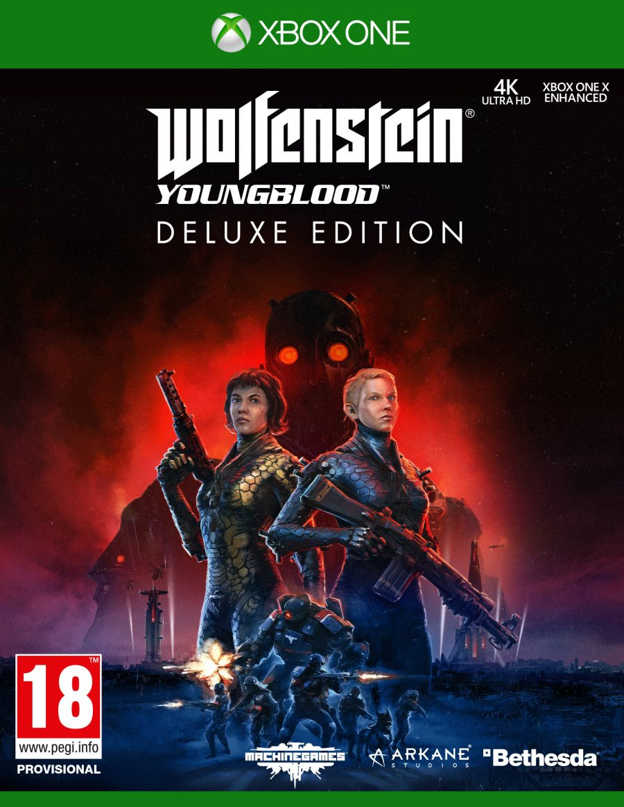 XBOX ONE Wolfenstein Youngblood - Deluxe Edition