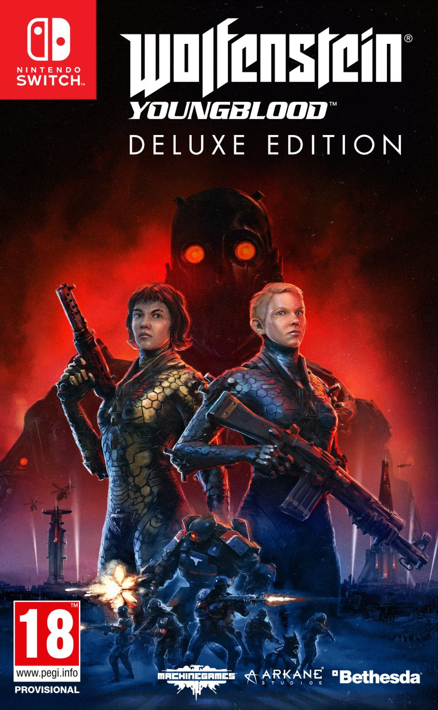 SWITCH Wolfenstein Youngblood - Deluxe Edition