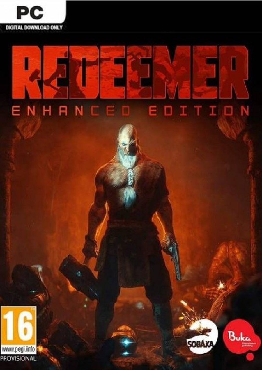 PCG Redeemer - Enhanced Edition
