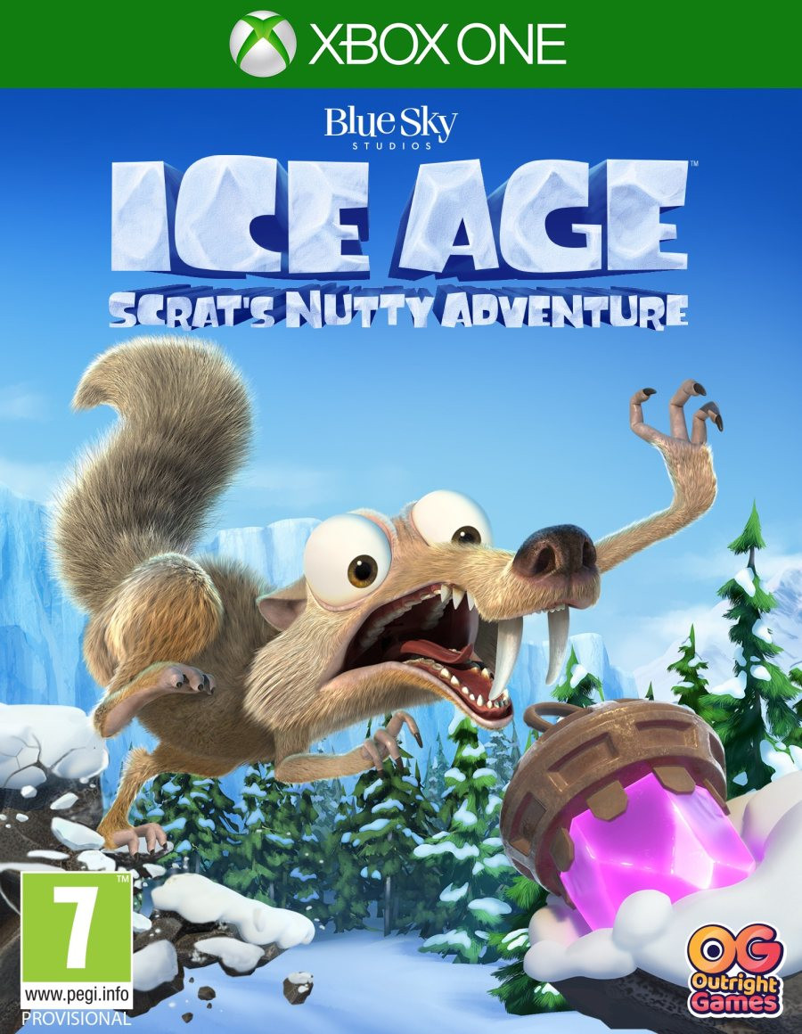 XBOX ONE Ice Age - Scarts Nutty Adventure!