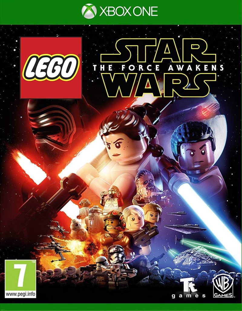 XBOX ONE LEGO Star Wars The Force Awakens
