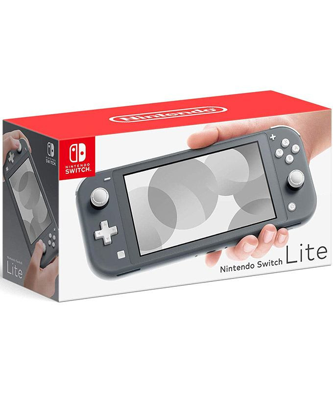 Konzola Nintendo SWITCH Lite Grey