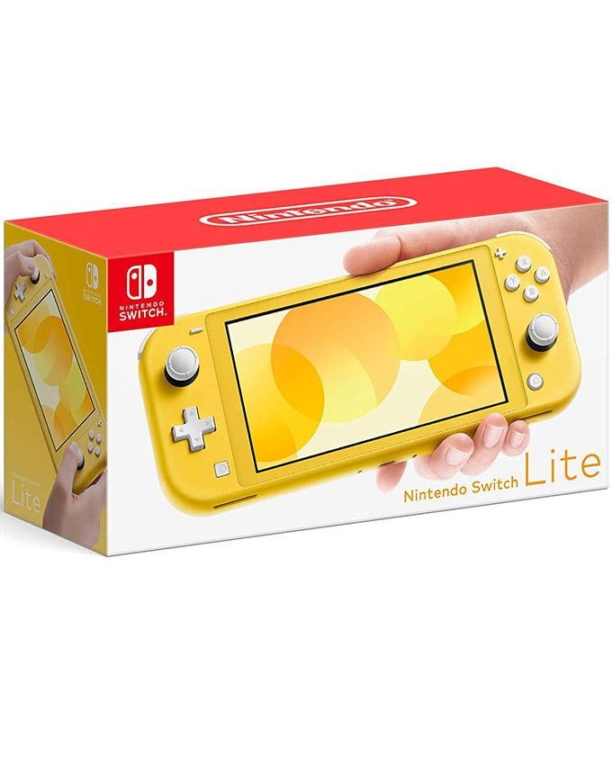 Konzola Nintendo SWITCH Lite Yellow