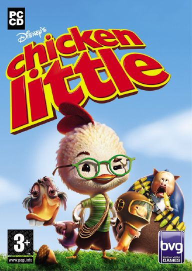 PCG Disney Chicken Little