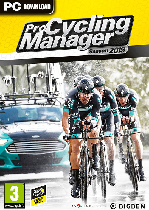 PCG Pro Cycling Manager - Season 2019