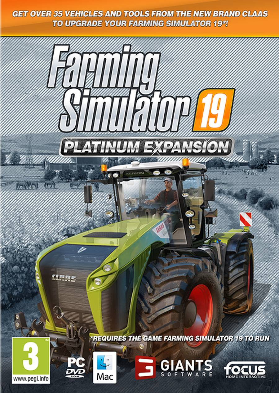 PCG Farming Simulator 19 - Platinum Expansion