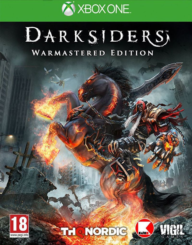 XBOX ONE Darksiders - Warmastered Edition