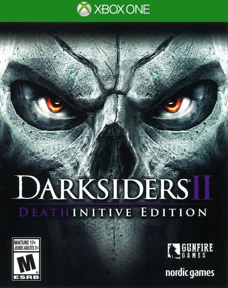 XBOX ONE Darksiders 2 - Deathinitve Edition