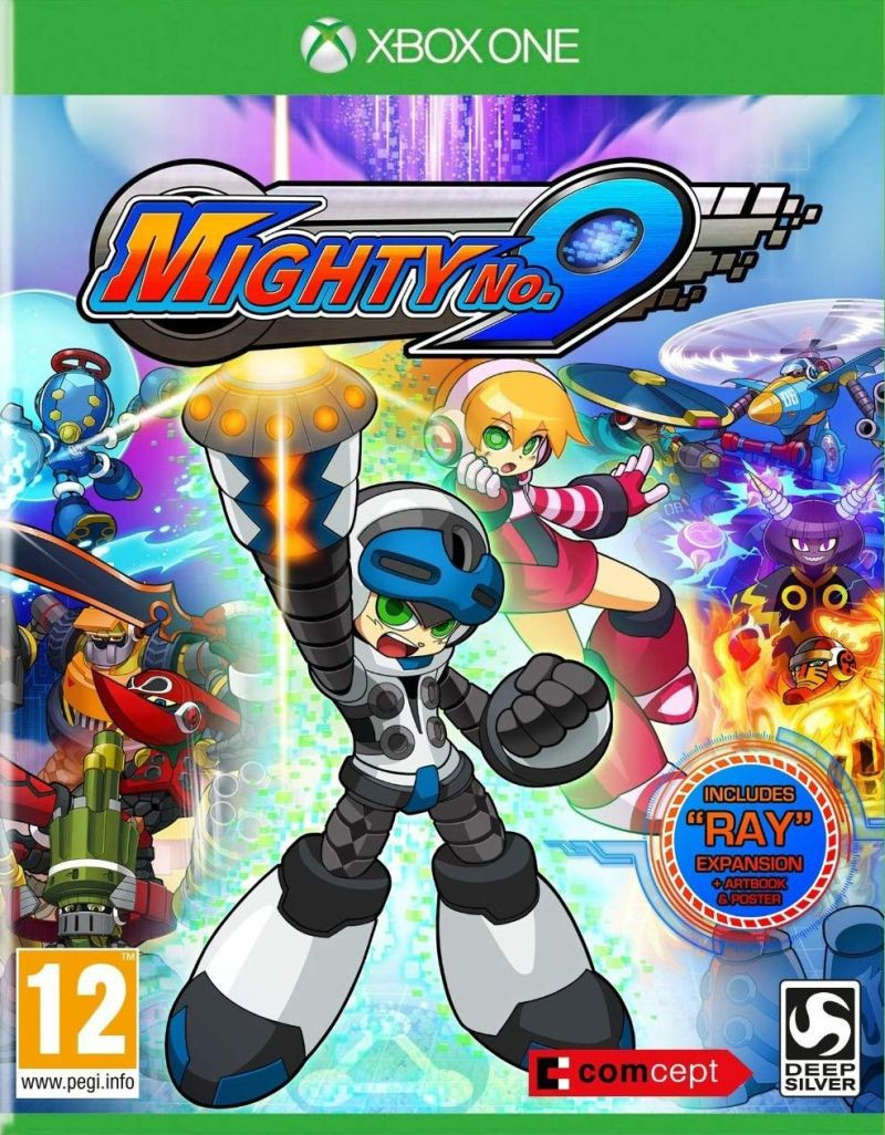 XBOX ONE Mighty No. 9