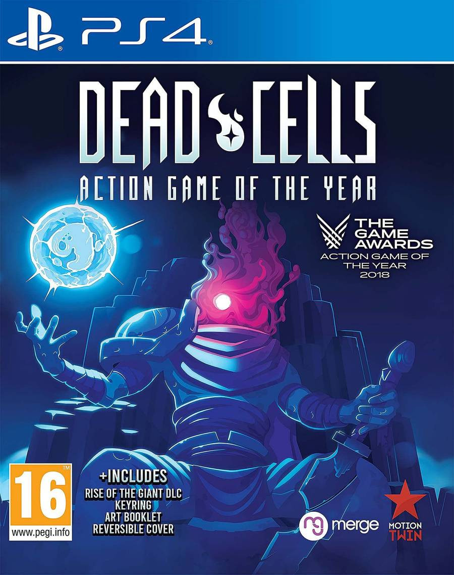 PS4 Dead Cells - Action GOTY