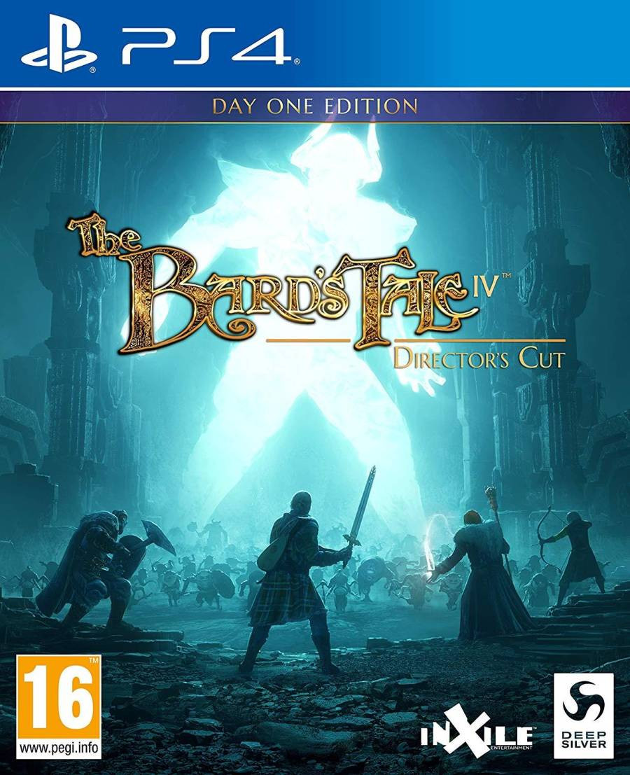 PS4 The Bards Tale IV - Directors Cut - Day One Edition