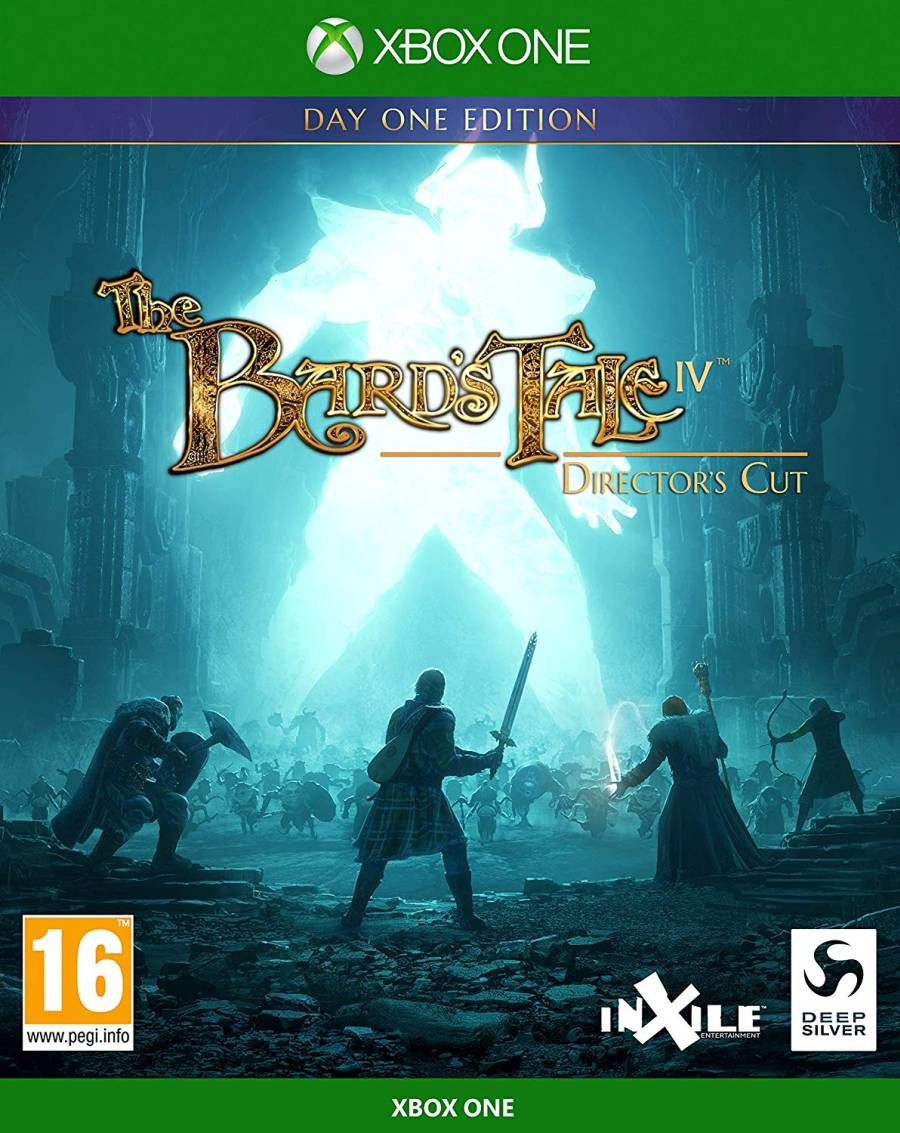 XBOX ONE The Bards Tale IV - Directors Cut - Day One Edition
