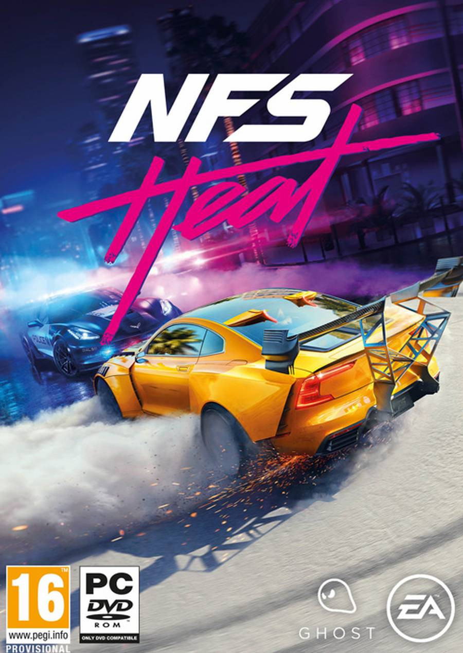 PCG Need For Speed Heat