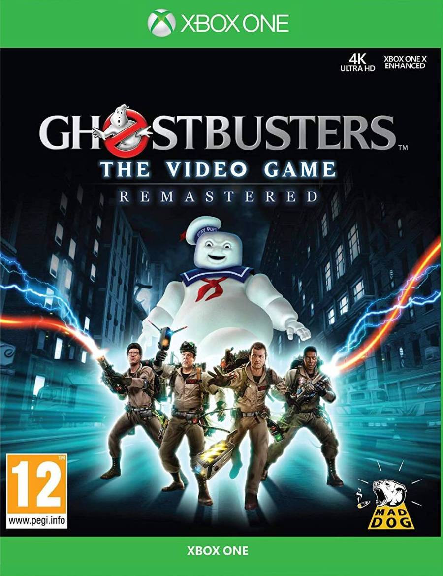 XBOX ONE Ghostbusters The Video Game - Remastered
