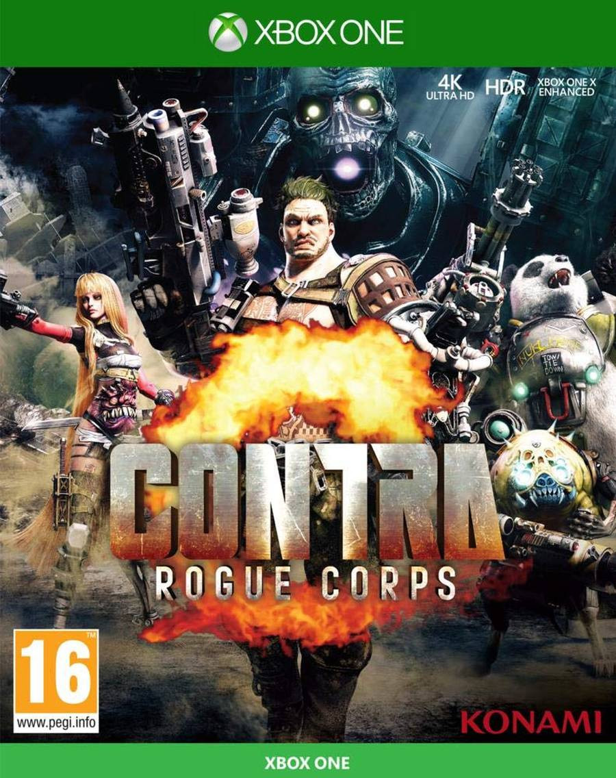 XBOX ONE Contra - Rogue Corps