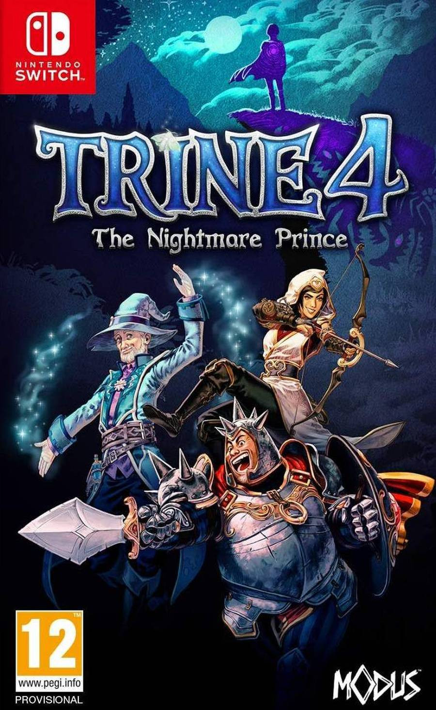 SWITCH Trine 4 - The Nightmare Prince