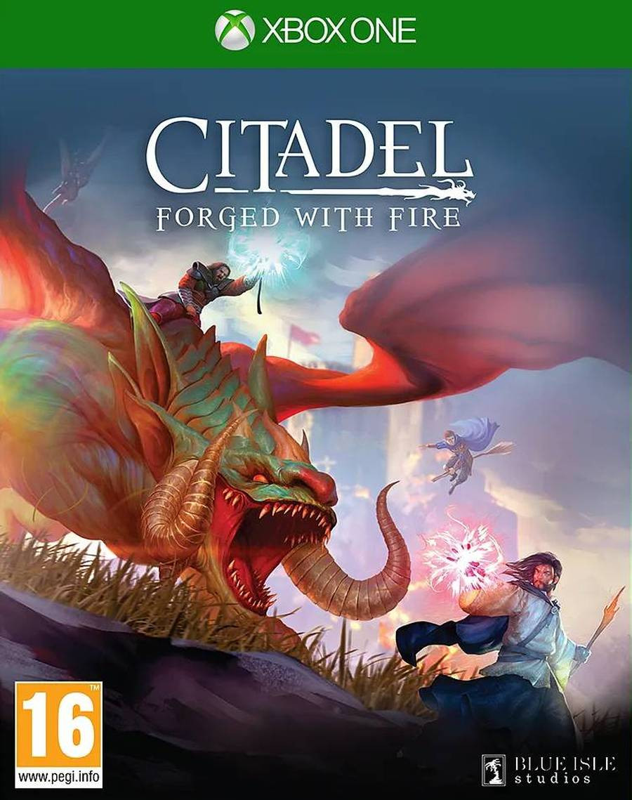 XBOX ONE Citadel - Forged With Fire