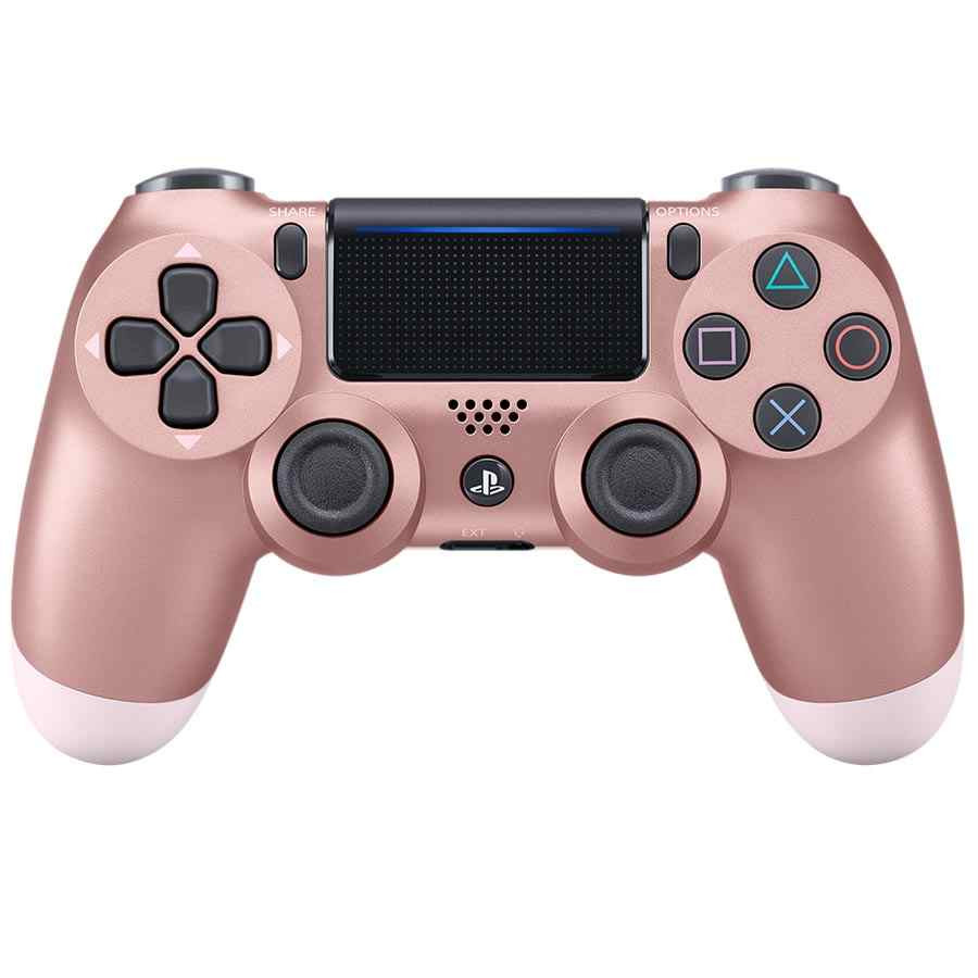 Dualshock 4 Wireless Controller PS4 Rose Gold Gamepad